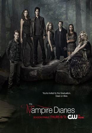 дневники вампира 4 сезон смотреть онлайн_4_серия: